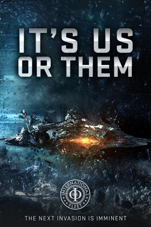 Ender's Game-Official Poster Banner PROMO POSTER-16SETEMBRO2013-01