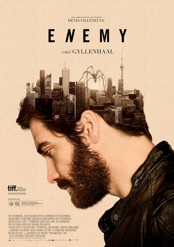 Enemy-Official Poster Banner PROMO POSTER-23SETEMBRO2013