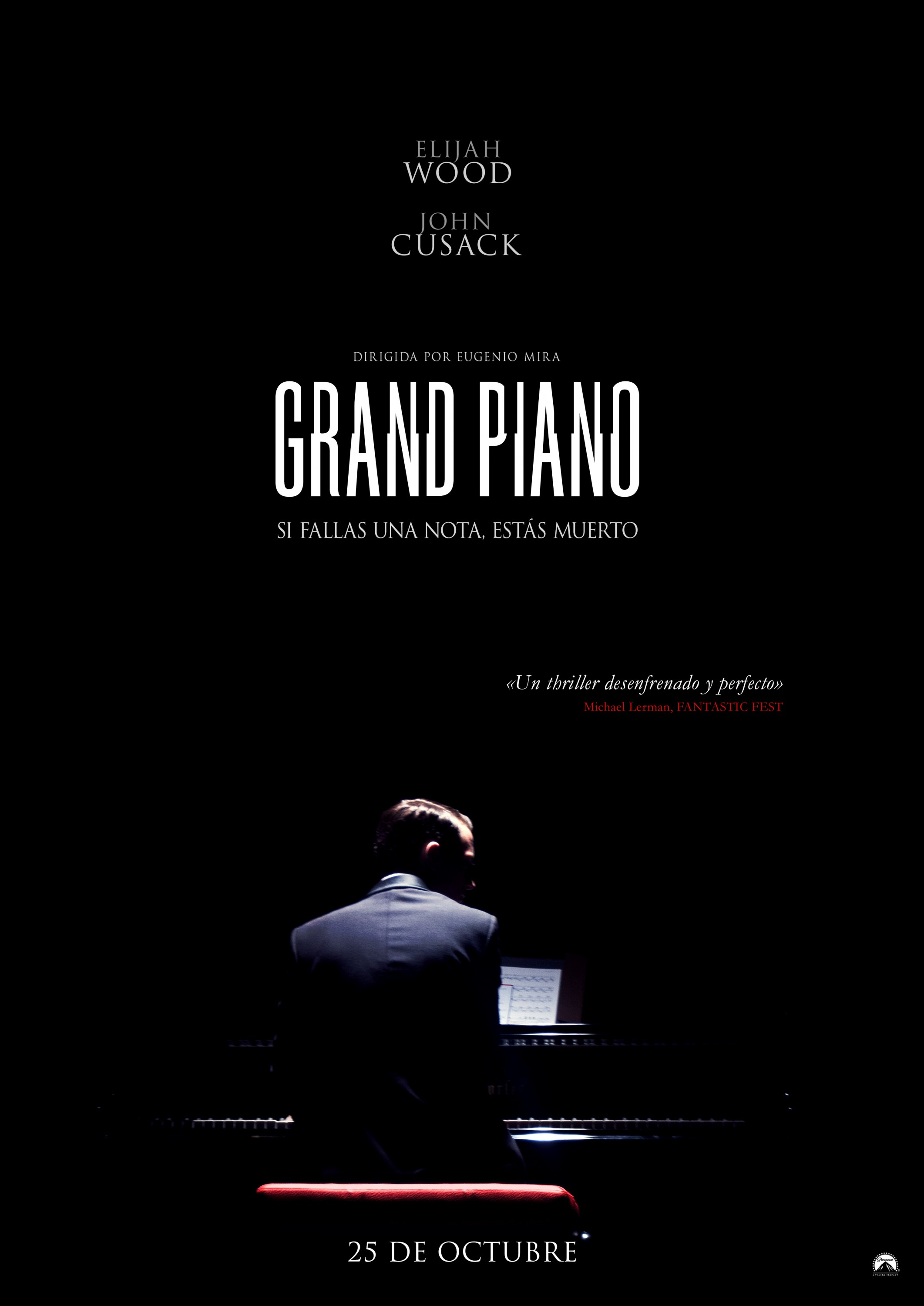 Grand Piano-Official Poster Banner PROMO POSTER-16SETEMBRO2013