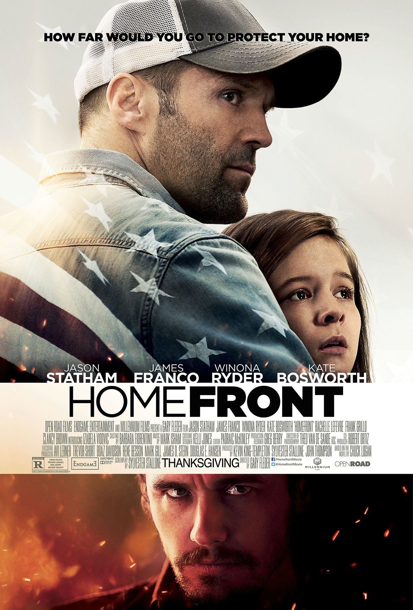 Homefront-Official Poster Banner PROMO POSTER-10SETEMBRO2013