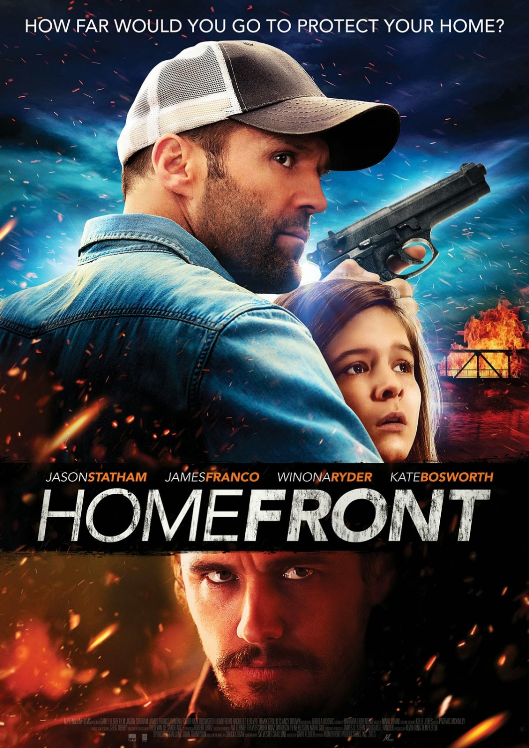 Homefront-Official Poster Banner PROMO POSTER-30SETEMBRO2013