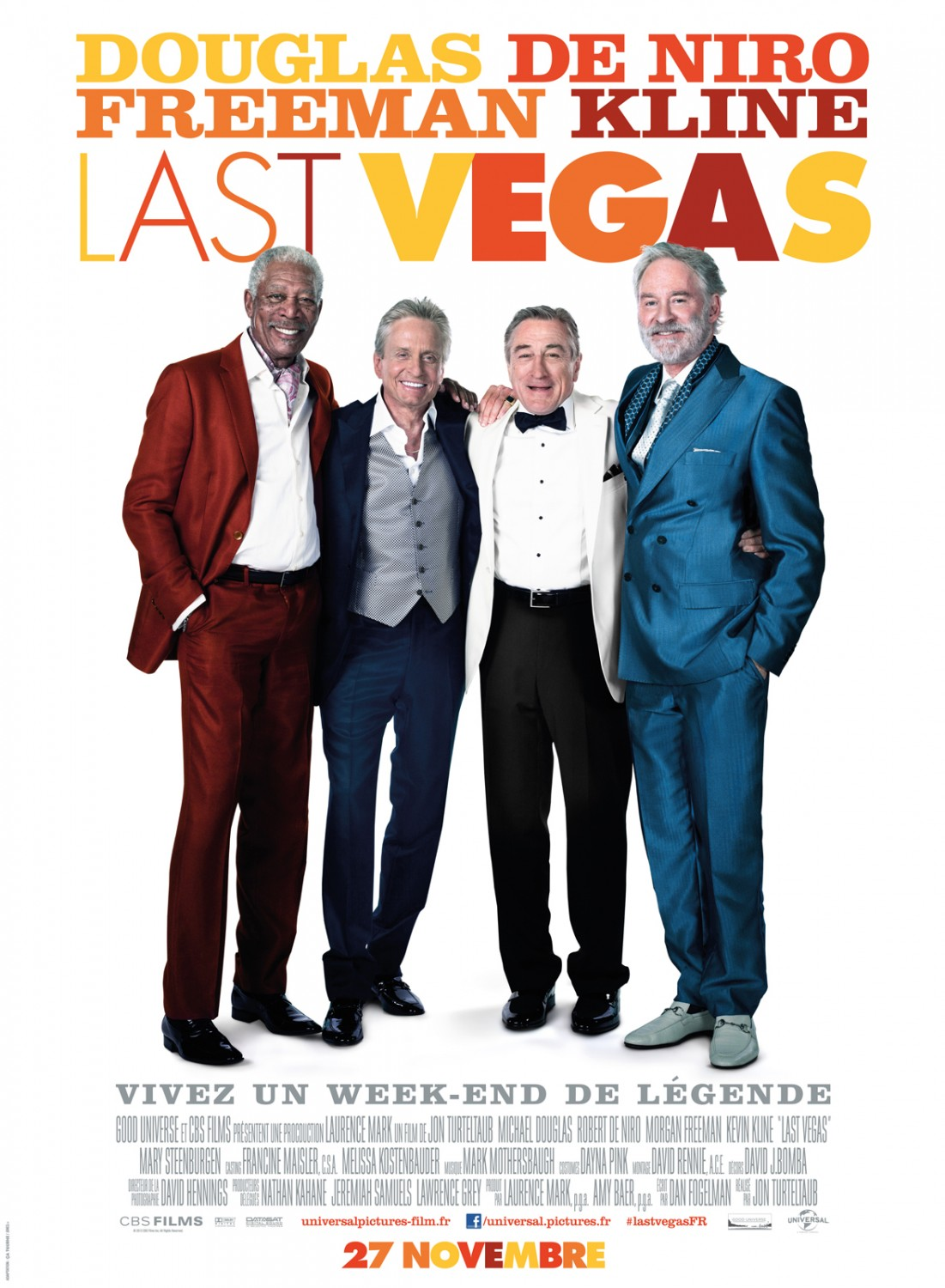 Last Vegas-Official Poster Banner PROMO POSTER-16SETEMBRO2013