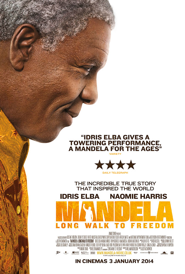 Mandela Long Walk to Freedom-Official Poster Banner PROMO POSTER-30SETEMBRO2013