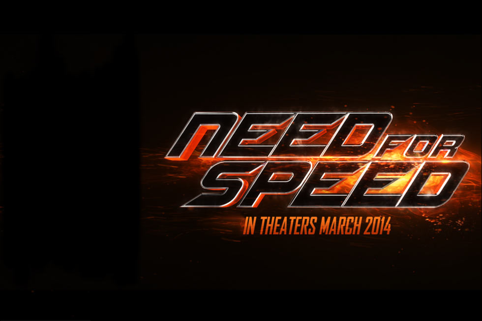 Need for Speed-Official Poster Banner PROMO BANNER-25SETEMBRO2013