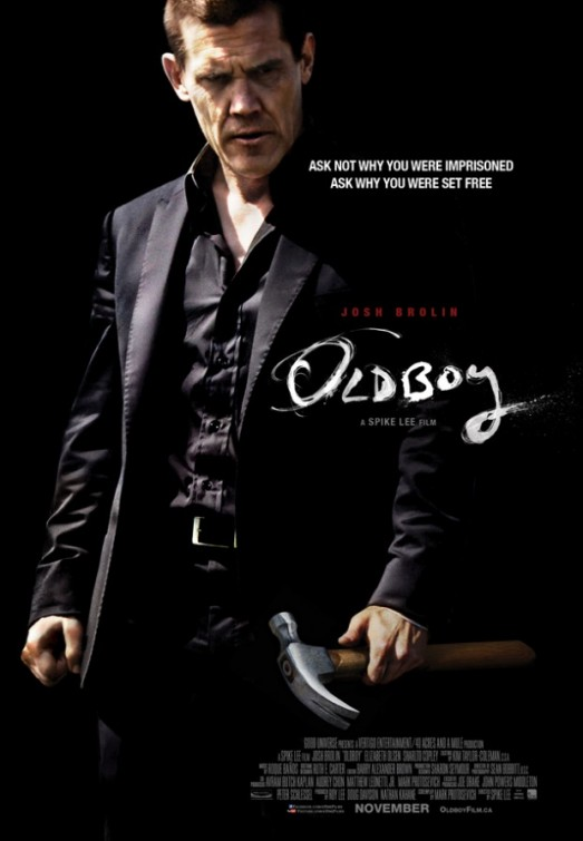 Oldboy-Official Poster Banner PROMO POSTER-23SETEMBRO2013