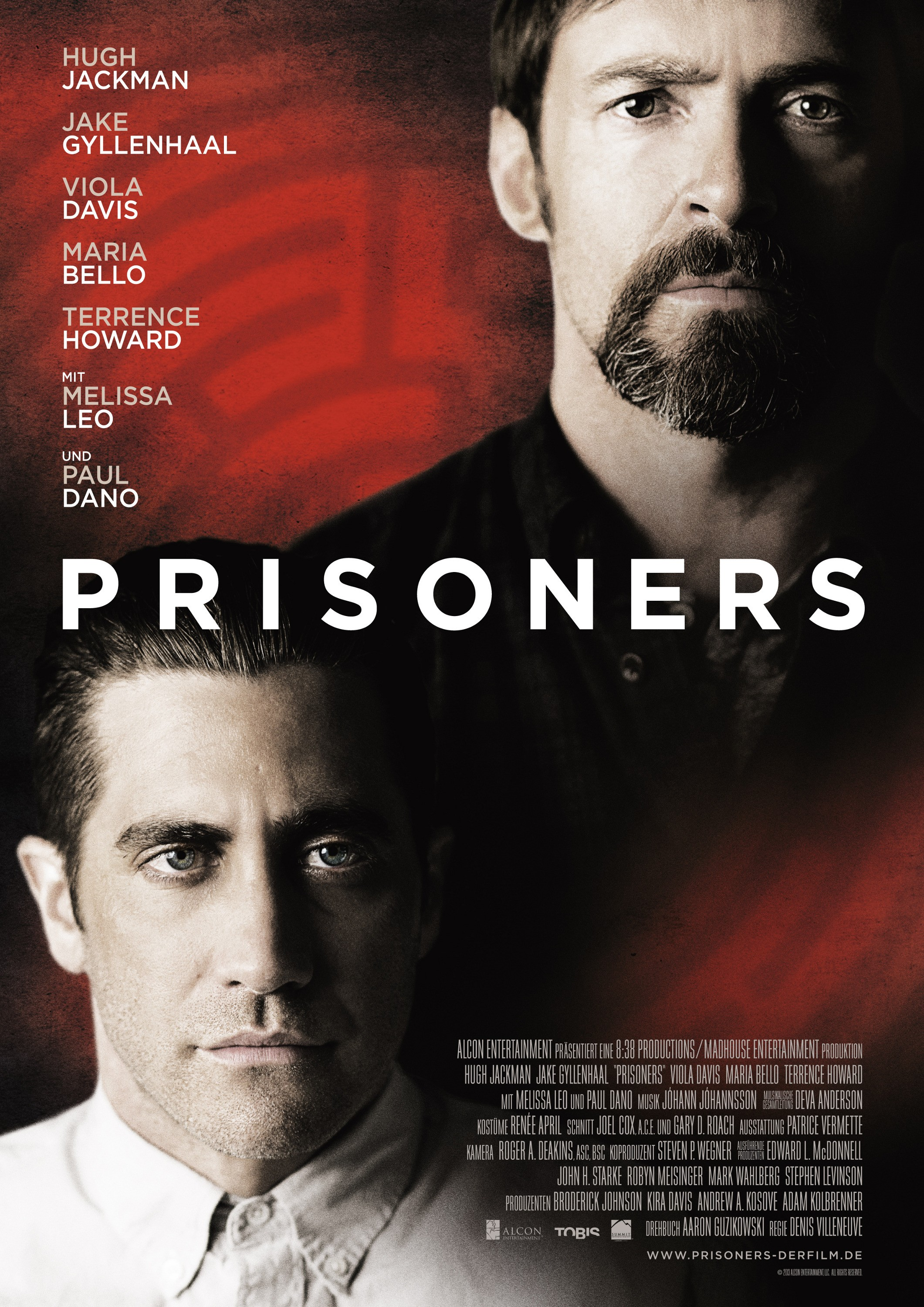 Prisoners-Official Poster Banner PROMO POSTER-23SETEMBRO2013