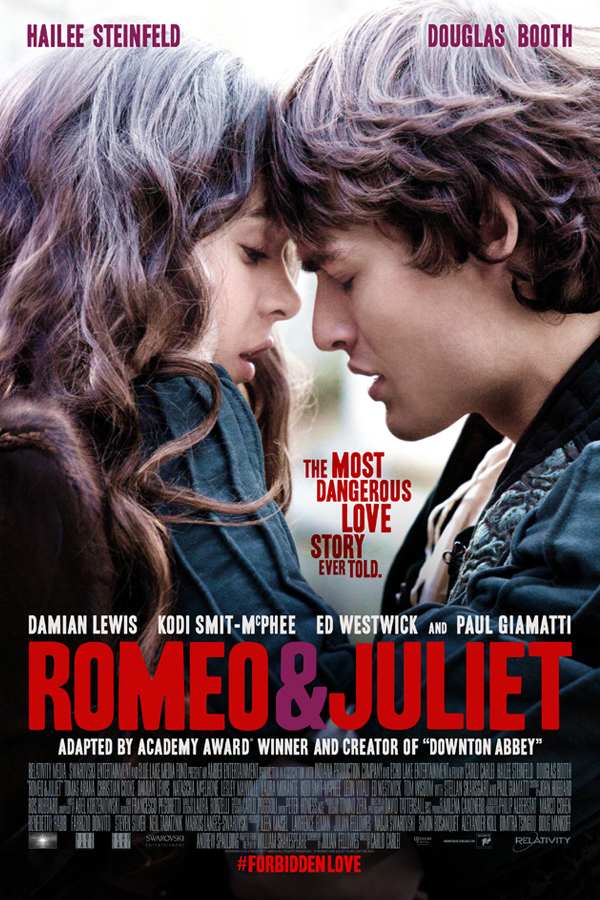 Romeo and Juliet-Official Poster Banner PROMO POSTER-26JULHO2013