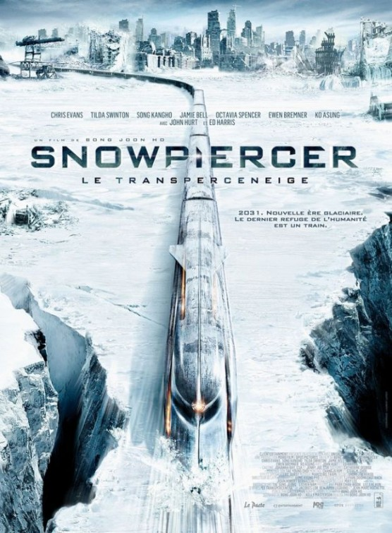 Snowpiercer-Official Poster Banner PROMO INTERNATIONAL-09SETEMBRO2013
