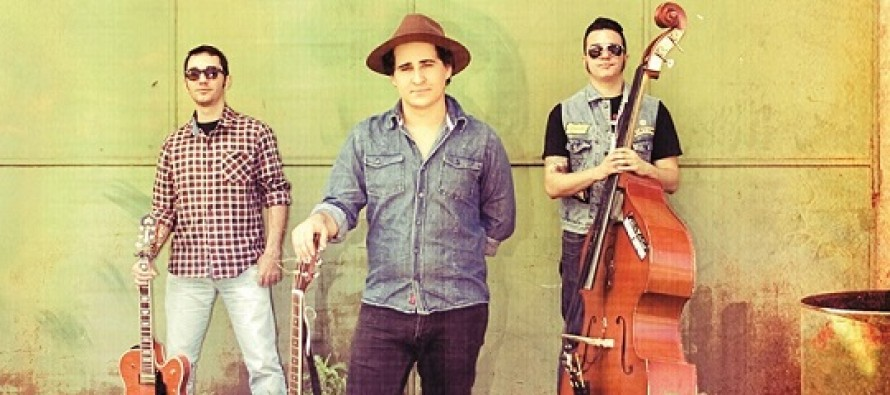 Sesc Piracicaba recebe Tarso Miller and The Wild Comets