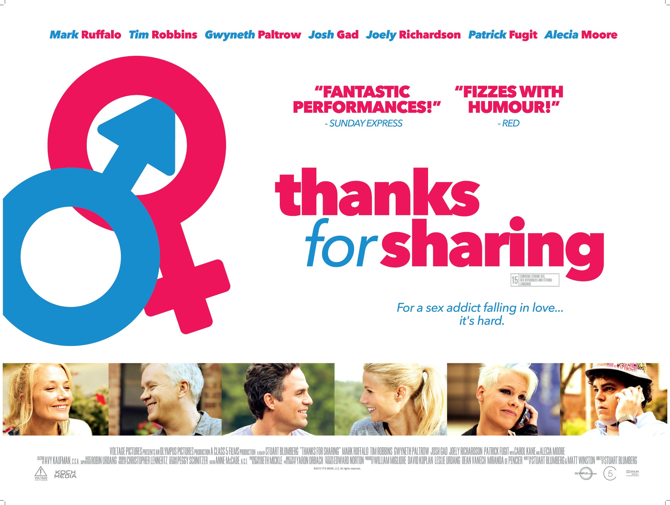 Thanks For Sharing-Official Poster Banner PROMO BANNER-19SETEMBRO2013