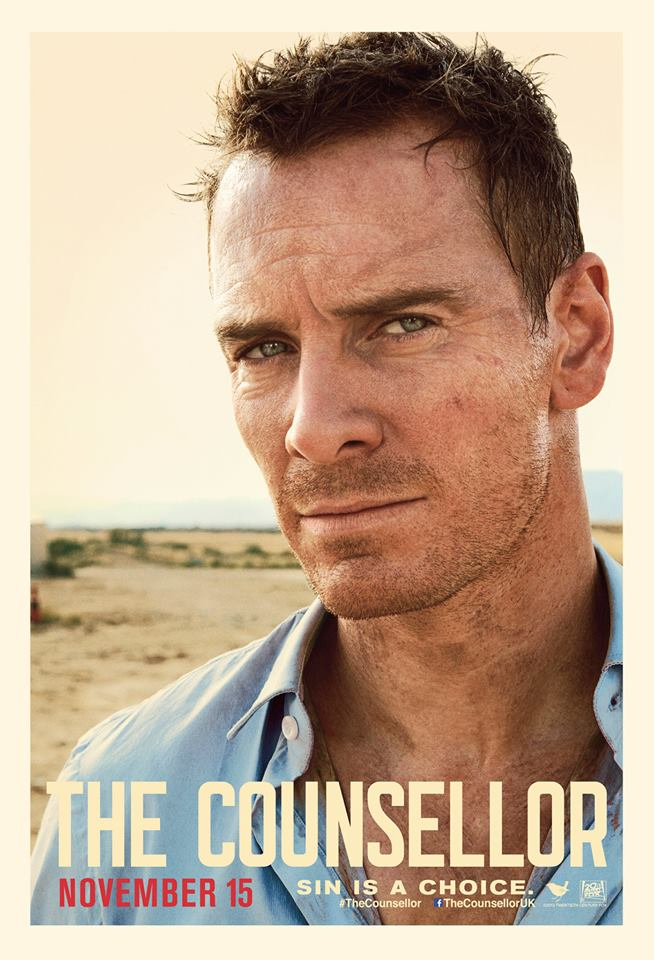 The Counselor-Official Poster Banner PROMO CHAR-11SETEMBRO2013-01