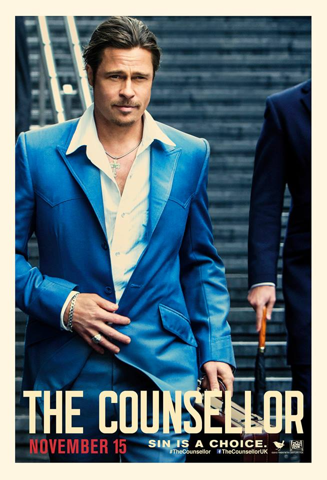 The Counselor-Official Poster Banner PROMO CHAR-11SETEMBRO2013-05
