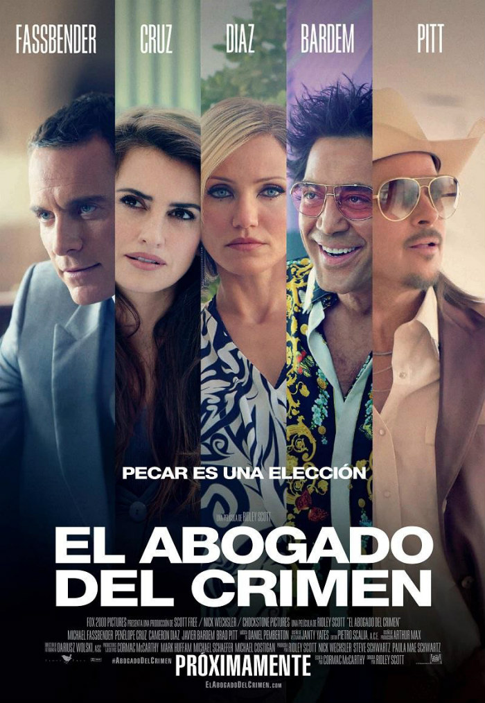 The Counselor-Official Poster Banner PROMO POSTER-05SETEMBRO2013
