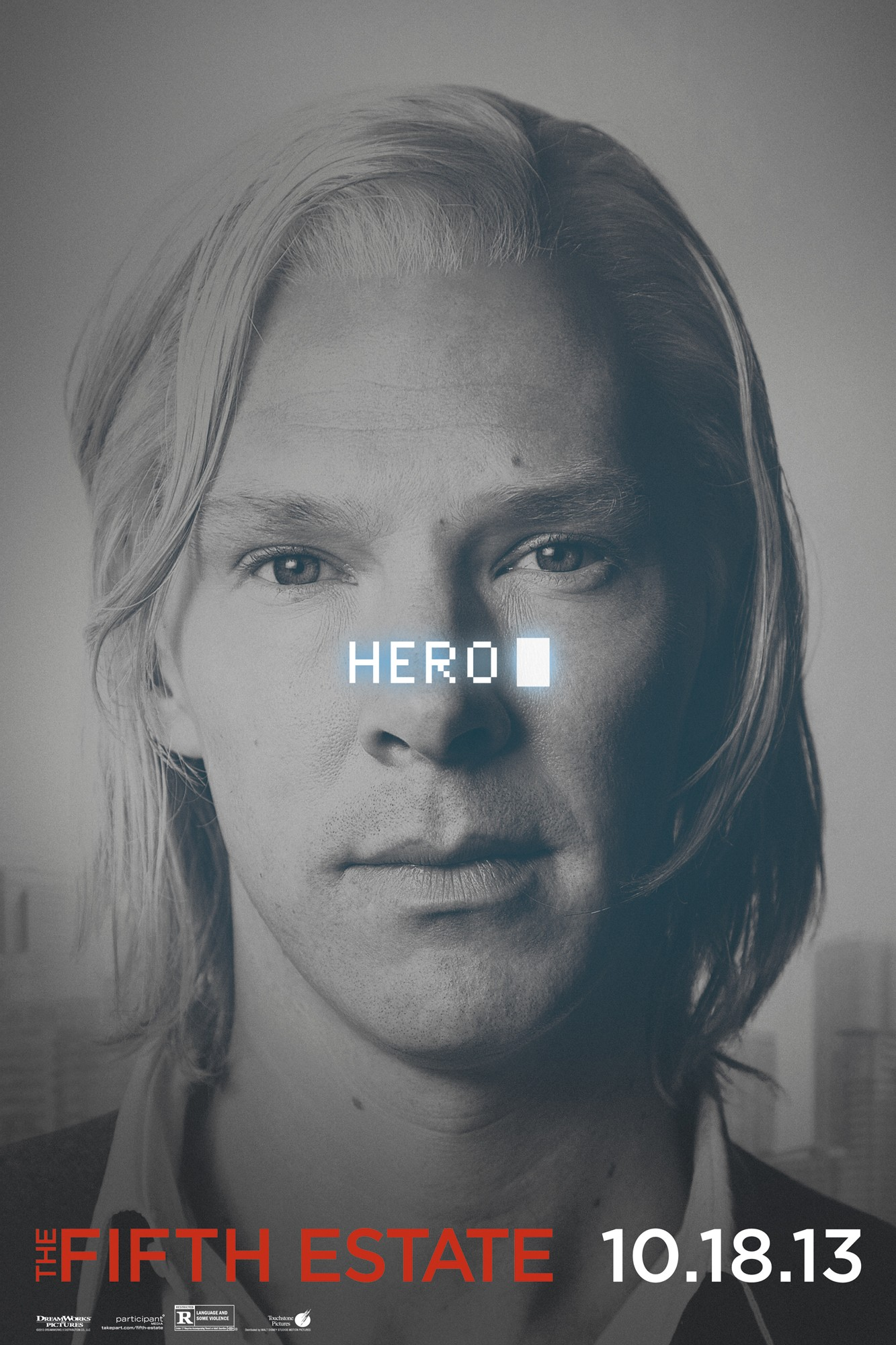 The Fifth Estate-Official Poster Banner PROMO POSTER-25SETEMBRO2013-03