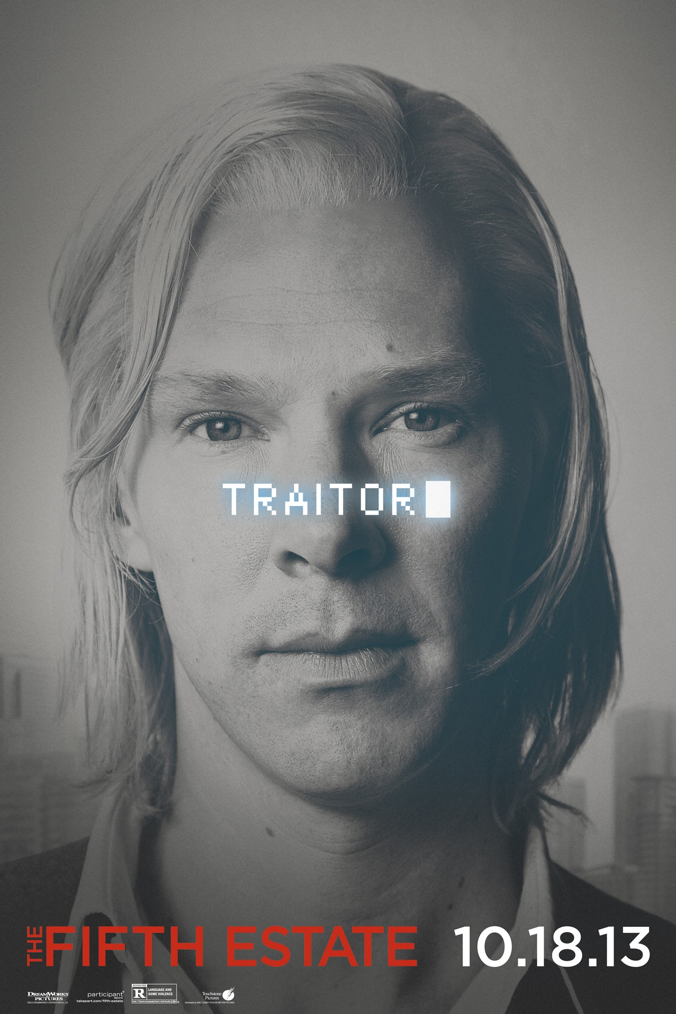 The Fifth Estate-Official Poster Banner PROMO POSTER-25SETEMBRO2013-04