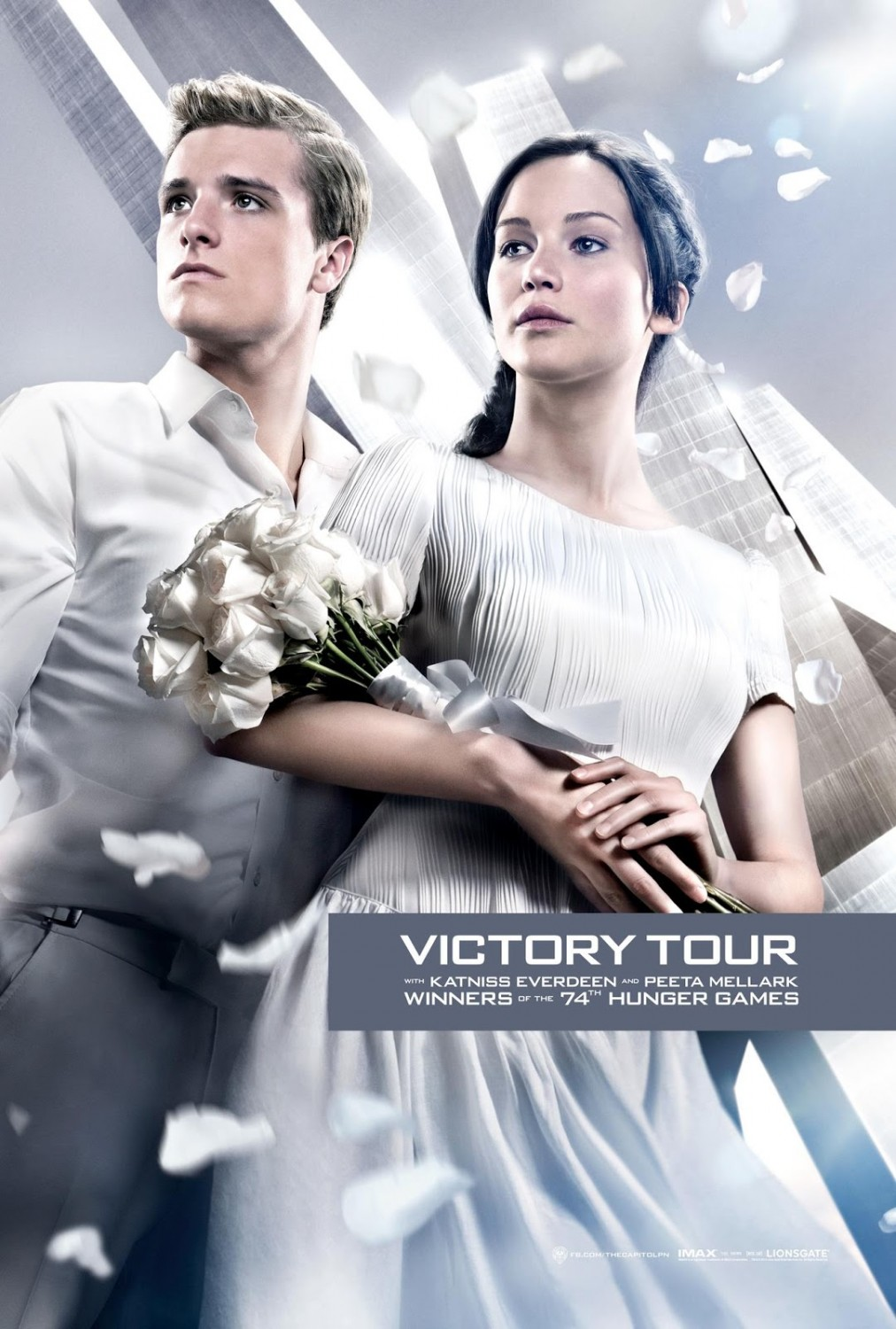 The Hunger Games Catching Fire-Official Poster Banner PROMO POSTER-22Fevereiro2013-01