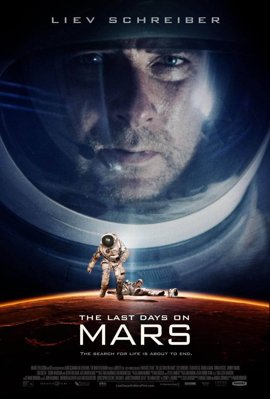 The Last Days on Mars-Official Poster Banner PROMO POSTER-17SETEMBRO2013