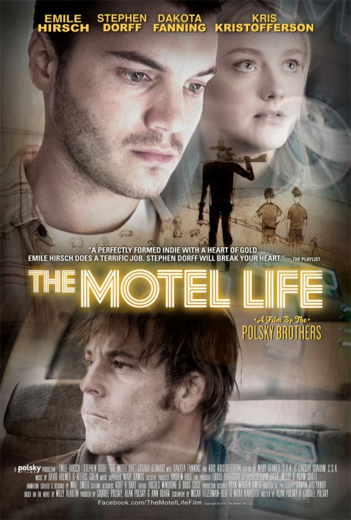 The Motel Life-Official Poster Banner PROMO POSTER-25SETEMBRO2013