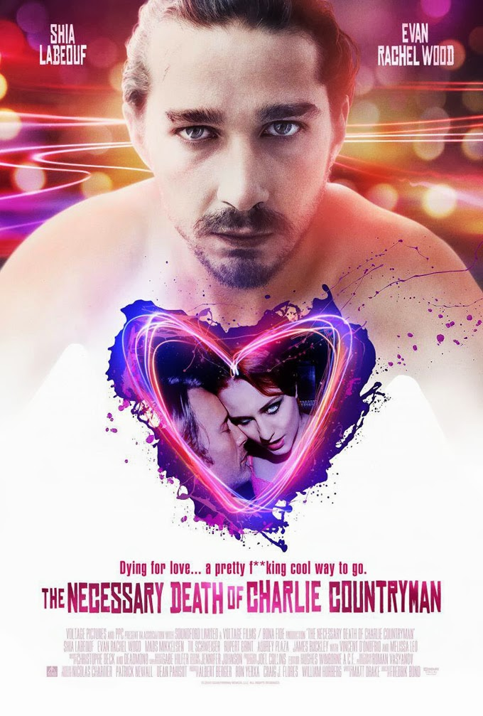 The Necessary Death of Charlie Countryman-Official Poster Banner PROMO POSTER-20SETEMBRO2013-03