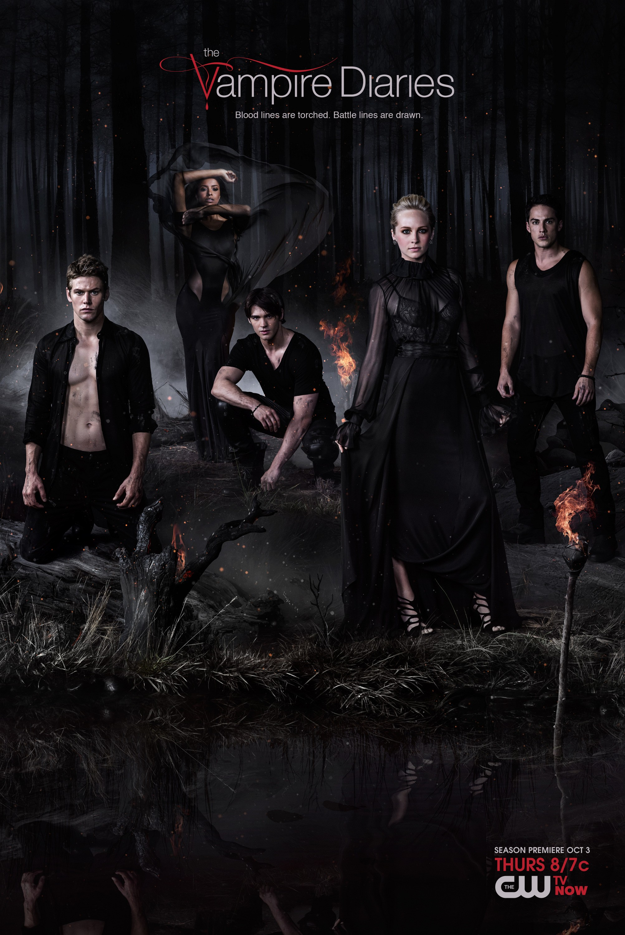 The Vampire Diaries-Season 5-Official Poster Banner PROMO POSTER-18SETEMBRO2013-01