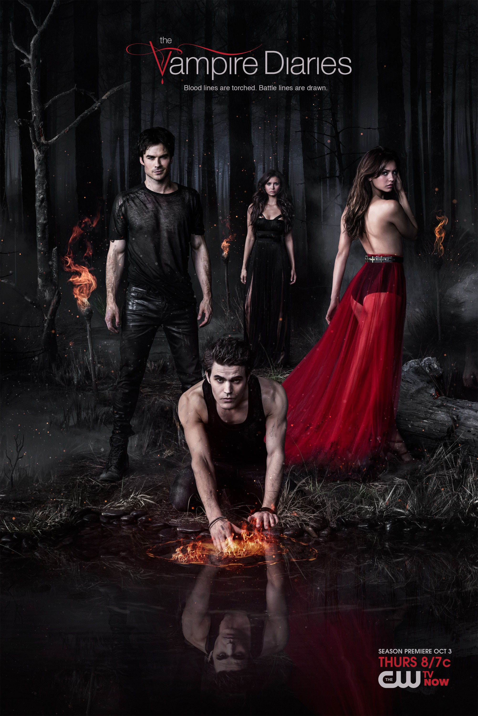 The Vampire Diaries-Season 5-Official Poster Banner PROMO POSTER-18SETEMBRO2013-02