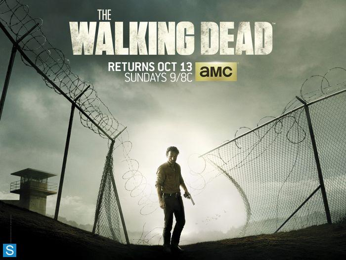 The Walking Dead-Season 4-Official Poster Banner PROMO-05SETEMBRO2013