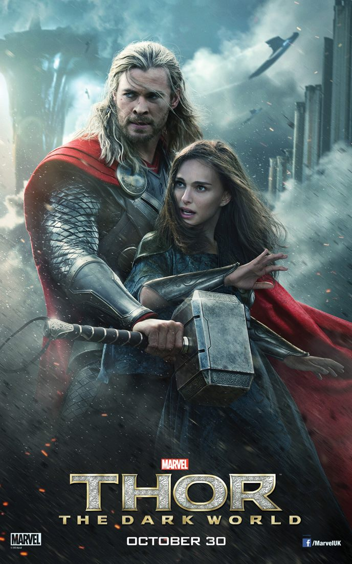 Thor The Dark World-Offcial Poster Banner PROMO POSTER-06SETEMBRO2013-01