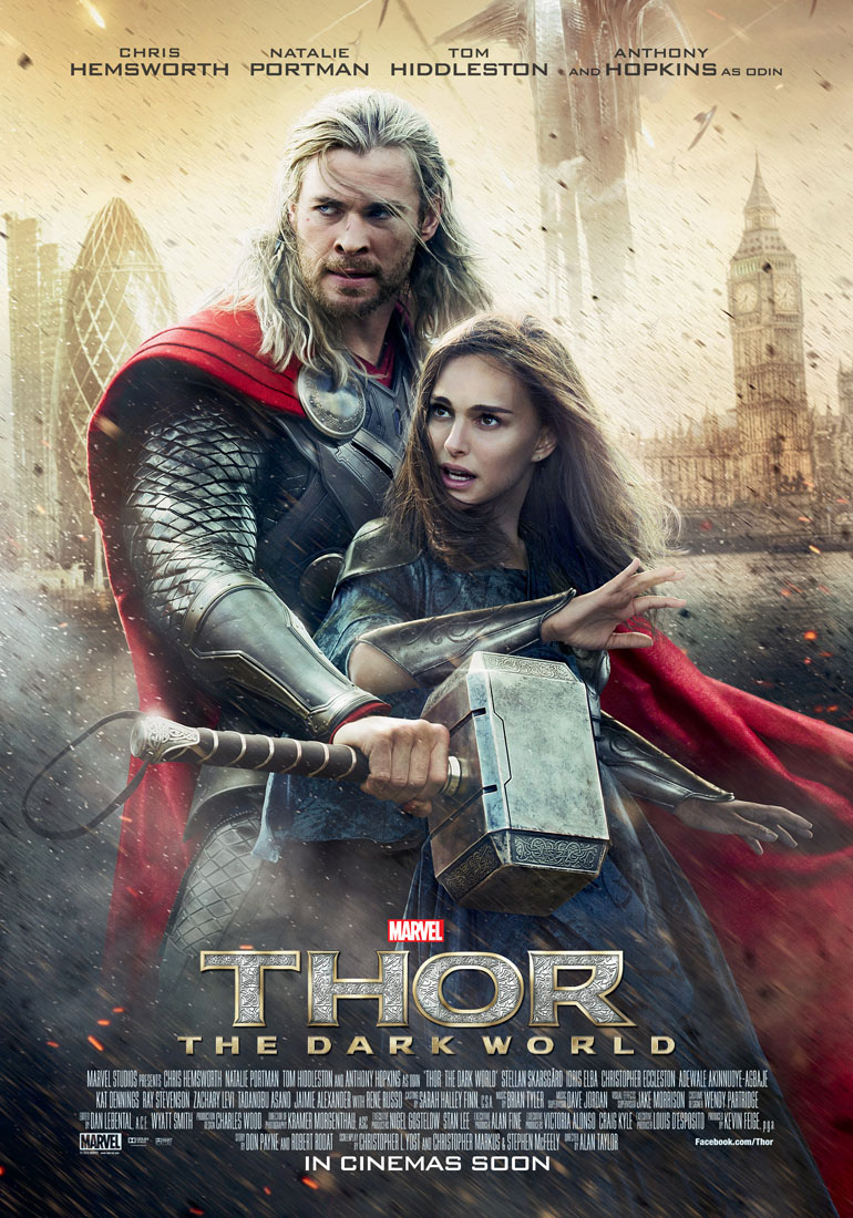 Thor The Dark World-Offcial Poster Banner PROMO POSTER-06SETEMBRO2013-03