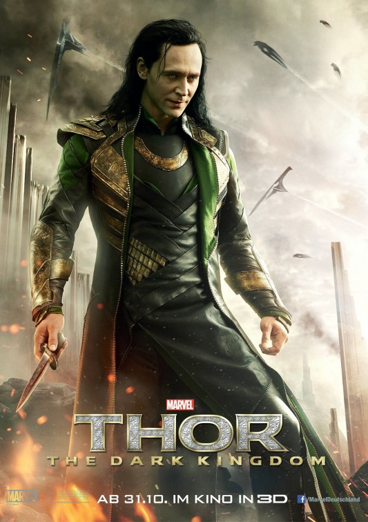 Thor The Dark World-Offcial Poster Banner PROMO POSTER-09SETEMBRO2013