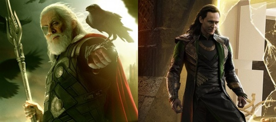 Veja Anthony Hopkins e Tom Hiddleston nos cartazes de personagens inéditos de Thor: O Mundo Sombrio