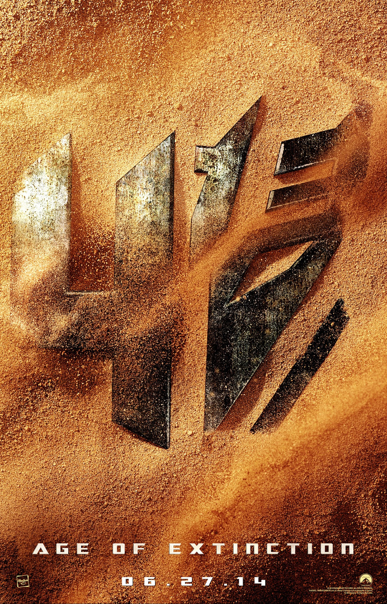 Transformers Age of Extinction-Official Teaser PROMO POSTER-04SETEMBRO2013