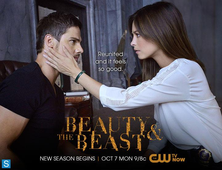 Beauty and the Beast-Season 2-Official Poster Banner PROMO-15OUTUBRO2013-02