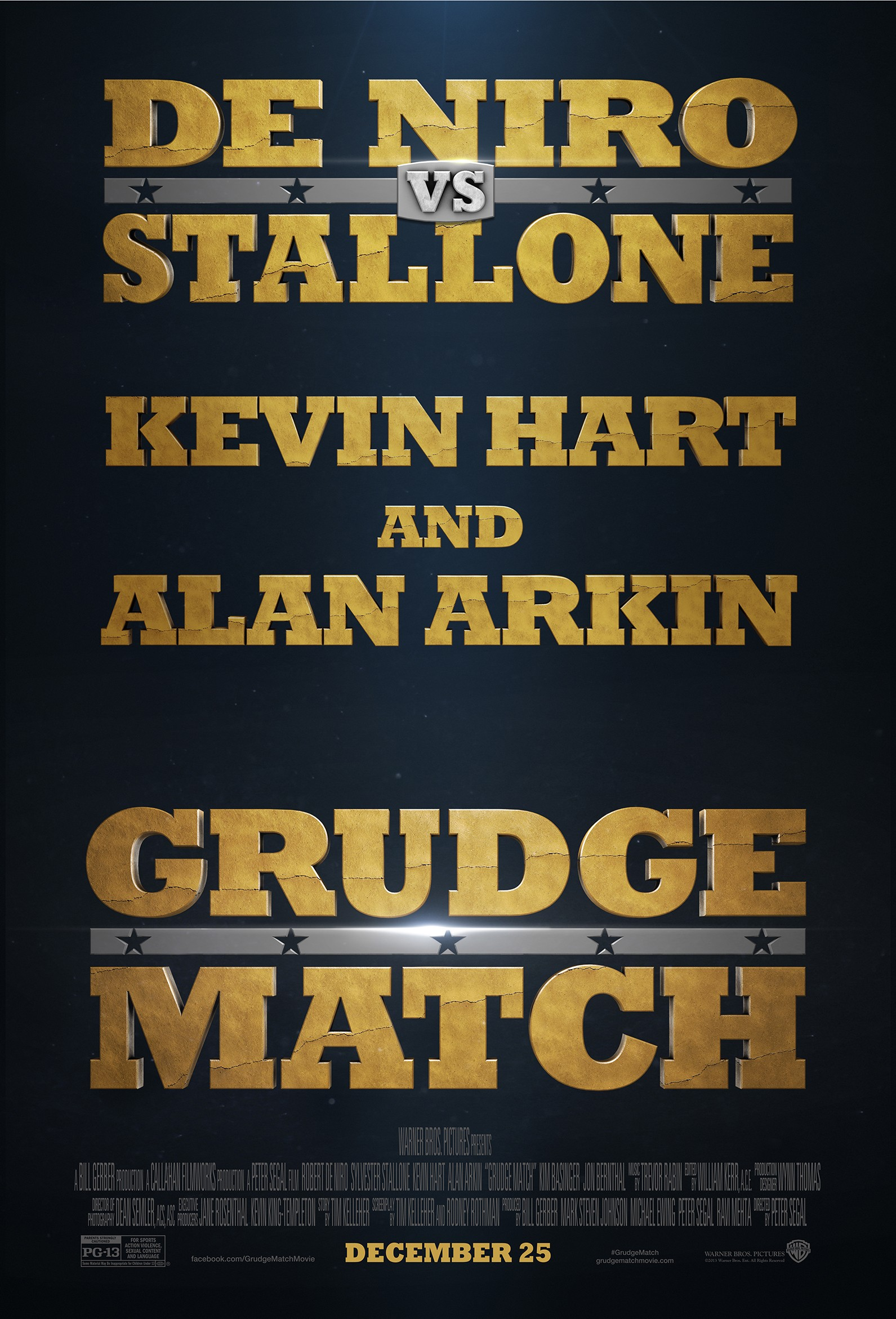 Grudge Match-Official Poster Banner PROMO POSTER-02OUTUBRO2013