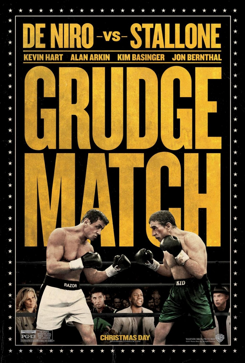Grudge Match-Official Poster Banner PROMO POSTER-17OUTUBRO2013