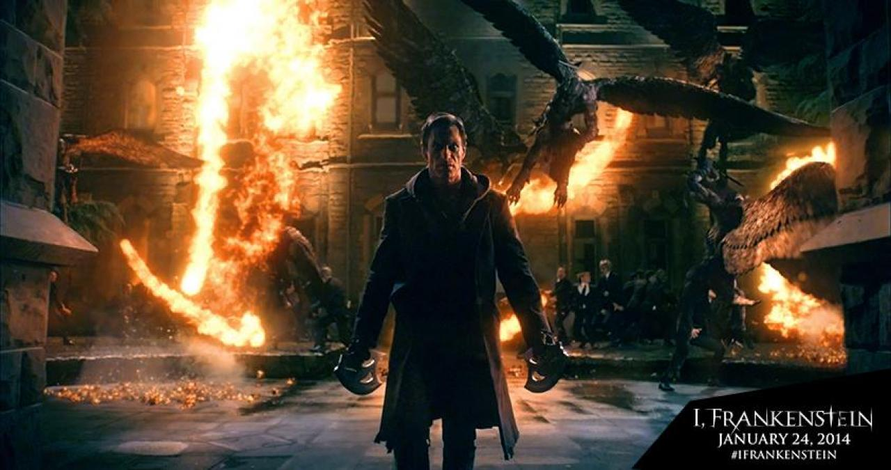 I, Frankenstein-Official Poster Banner PROMO PHOTO-01OUTUBRO2013