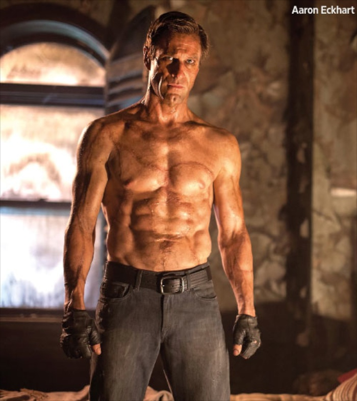 I, Frankenstein-Official Poster Banner PROMO PHOTO EW-15JULHO2013