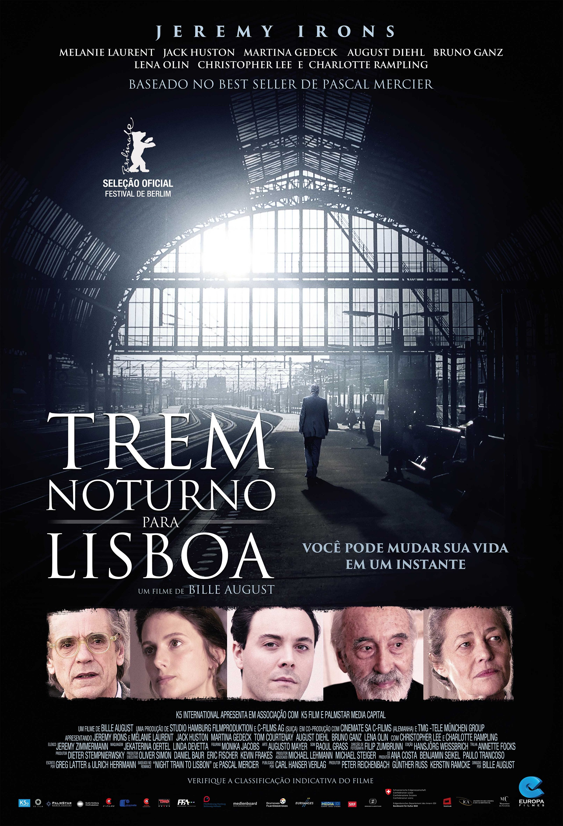 Night Train to Lisbon-Official Poster Banner NACIONAL-16OUTUBRO2013