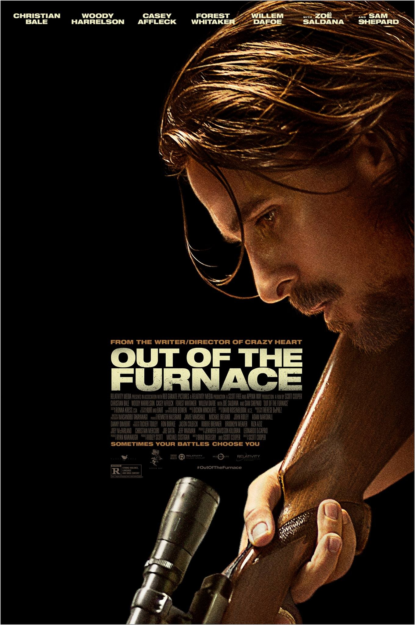 Out Of The Furnace-Official Poster Banner PROMO POSTER-07OUTUBRO2013