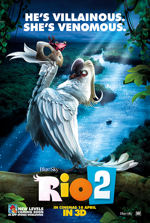 Rio 2-Official Poster Banner PROMO POSTER INTERNATIONAL-04OUTUBRO2013-02