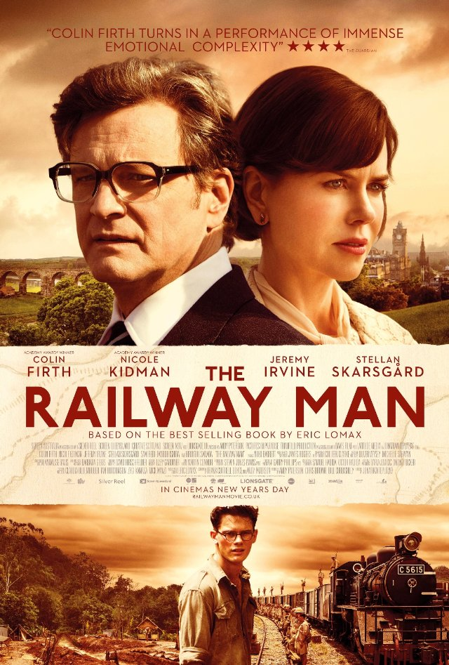 THE RAILWAY MAN-Official Poster Banner PROMO POSTER-07OUTUBRO2013