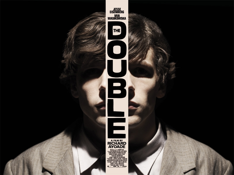 The Double-Official Poster Banner PROMO BANNER-14OUTUBRO2013-01
