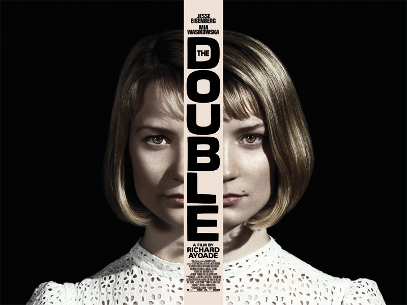 The Double-Official Poster Banner PROMO BANNER-14OUTUBRO2013-02
