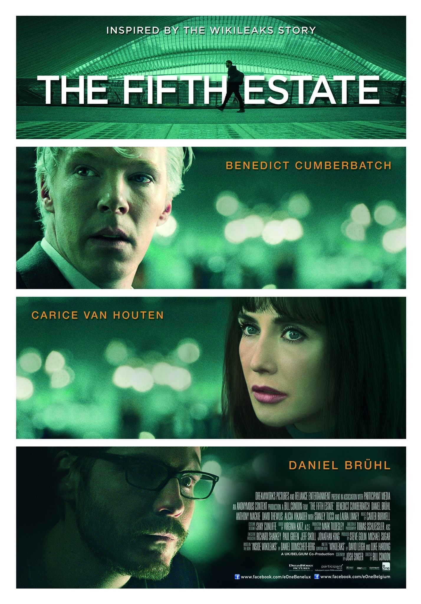 The Fifth Estate-Official Poster Banner PROMO POSTER-03OUTUBRO2013