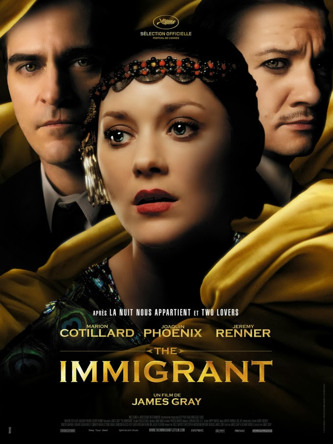 The Immigrant-Official Poster Banner PROMO POSTER-30OUTUBRO2013-01