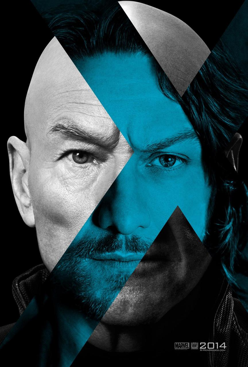 X-Men Days of Future Past-Official Poster Banner PROMO POSTER-30OUTUBRO2013-01