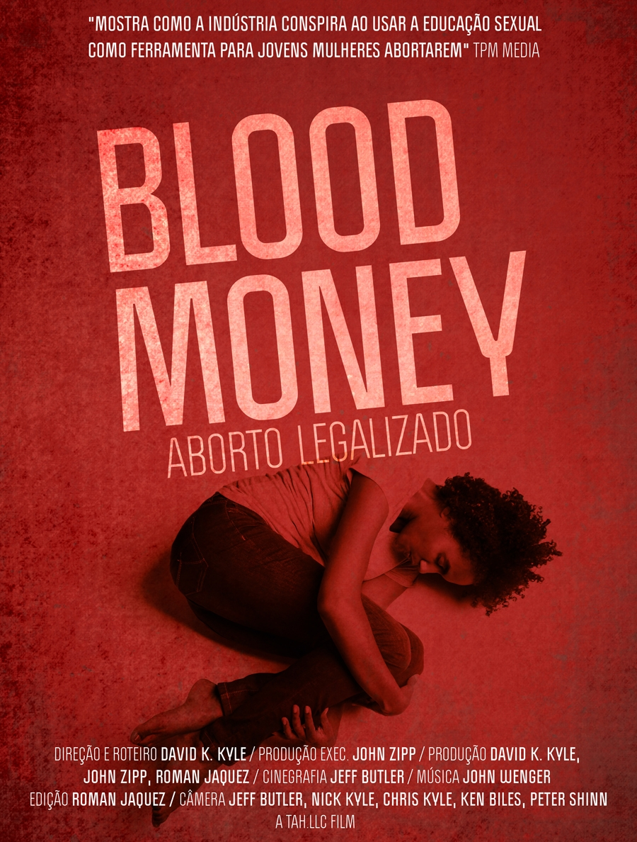 Blood Money - Aborto Legalizado-Poster Nacional