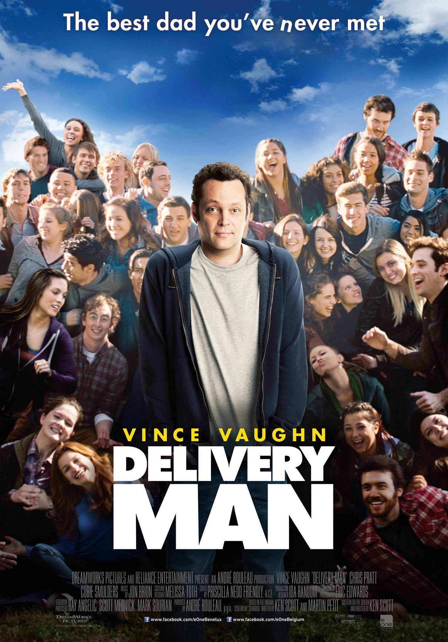 Delivery Man-Official Poster Banner PROMO POSTER XXLG-07NOVEMBRO2013-01