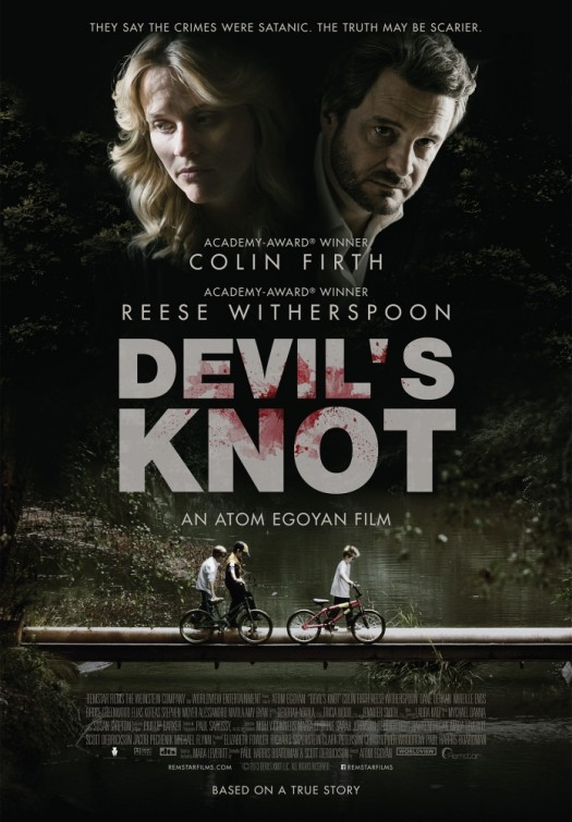 Devil's Knot-Official Poster Banner PROMO POSTER-20NOVEMBRO2013