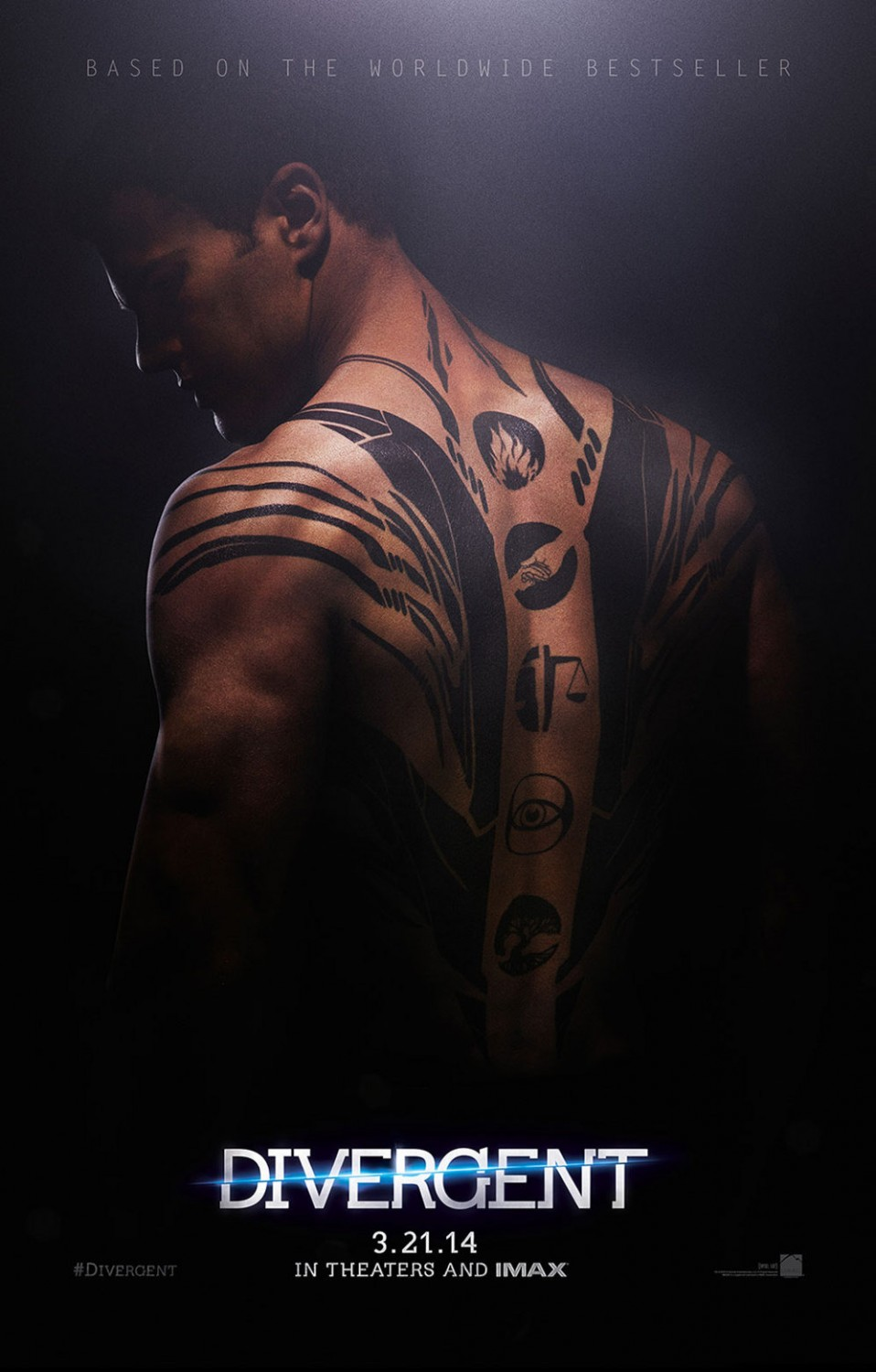 Divergent-Official Poster Banner PROMO CHAR XLG-11NOVEMBRO2013-02