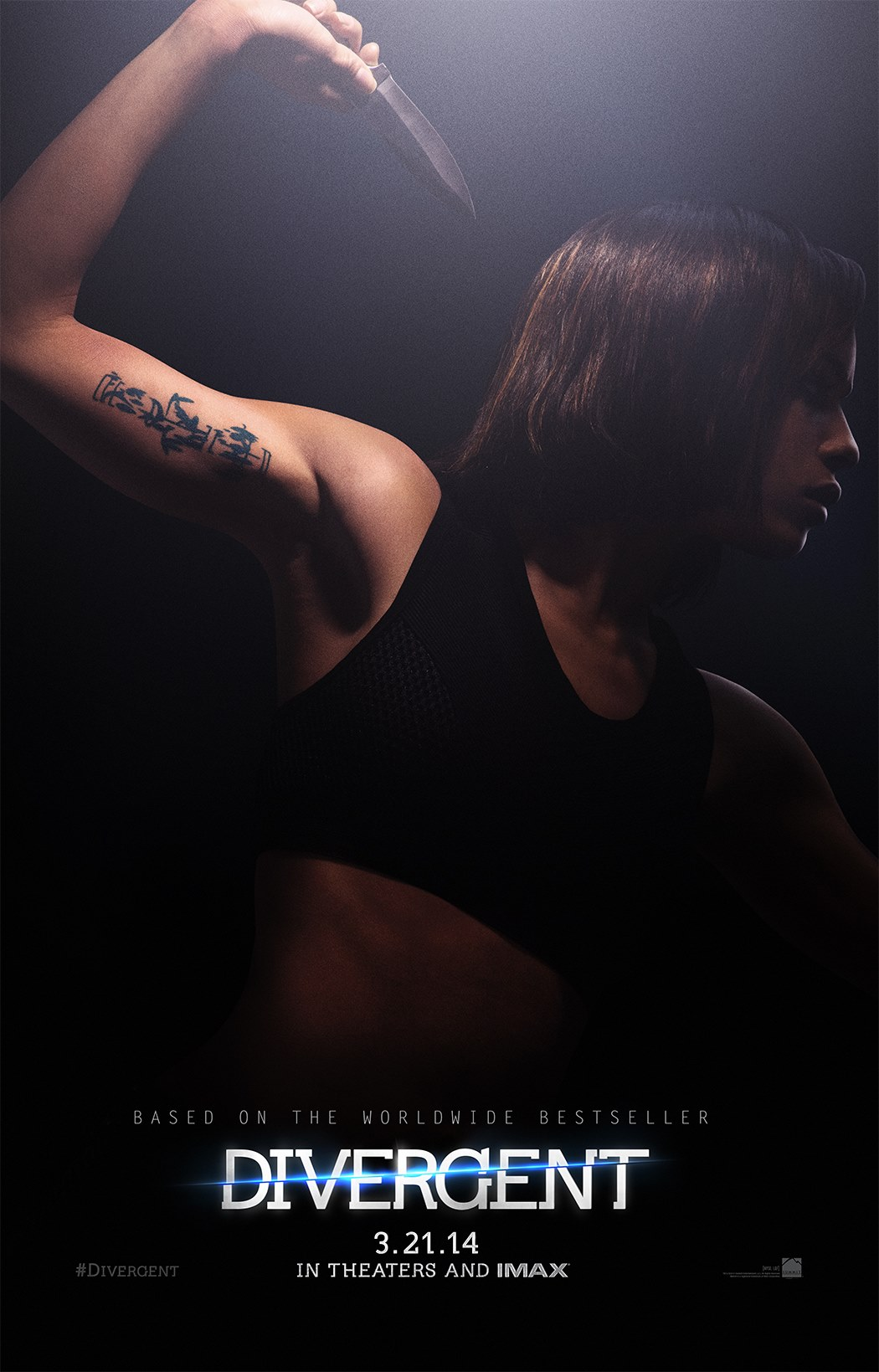 Divergent-Official Poster Banner PROMO CHAR XLG-11NOVEMBRO2013-03